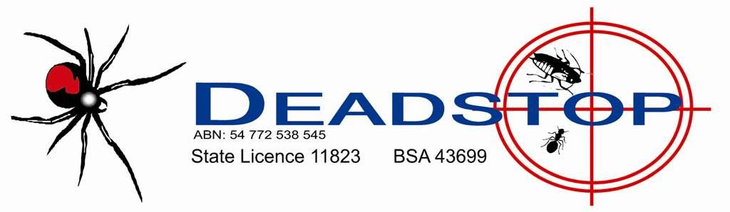 Deadstop Pest Control Logo
